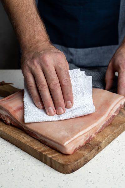 Pork Crackling Pork Recipe